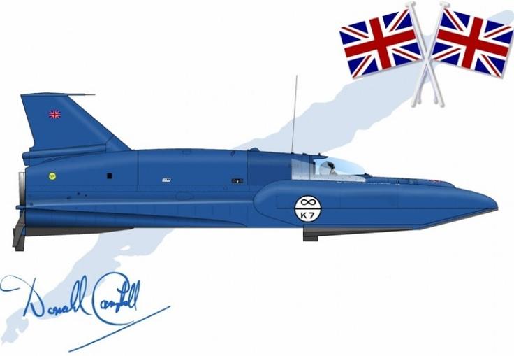 Bluebird K7 Copyright D Burke