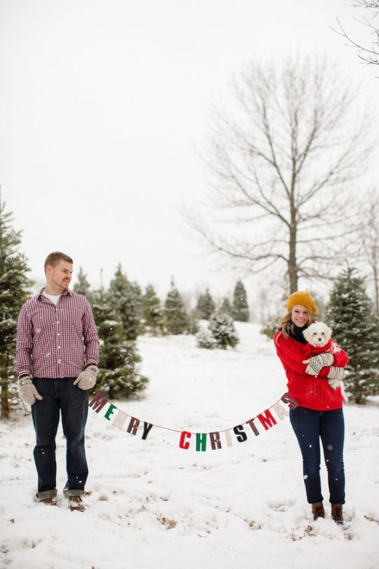 A First Married Christmas Shoot | Expressions Photography | Oh Lovely Day.