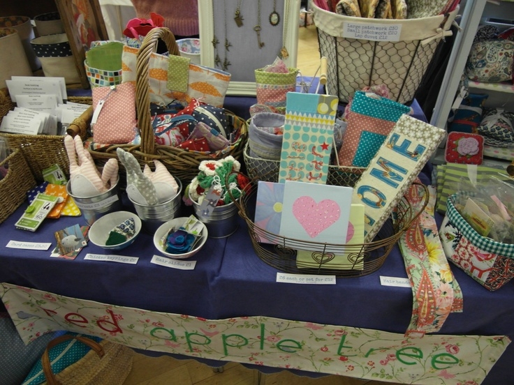 Market Stall Craft Ideas