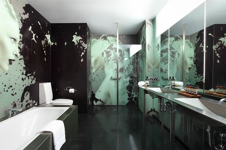 Palatial Suite Bathroom