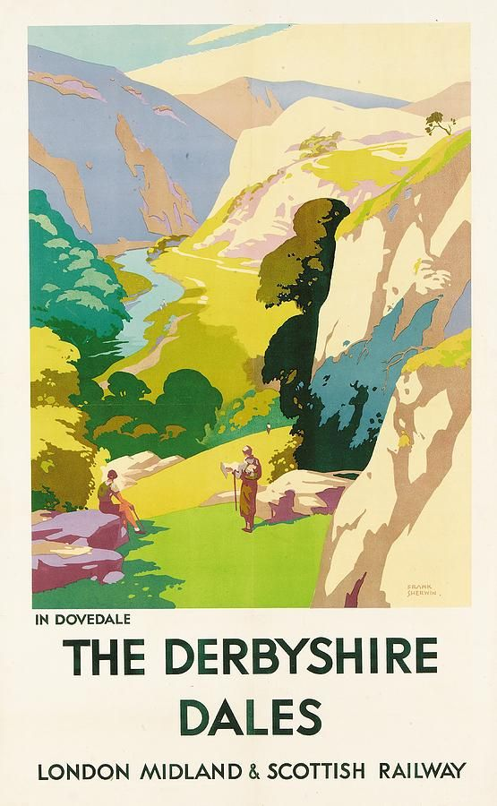 DERBYSHIRE by Frank Sherwin