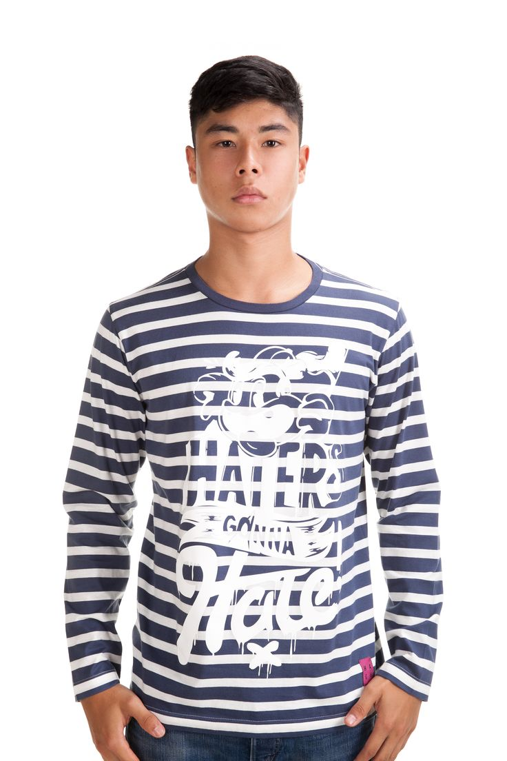 Hater Breton Tee Rp. 299,000 Available in S, M, L and XL
