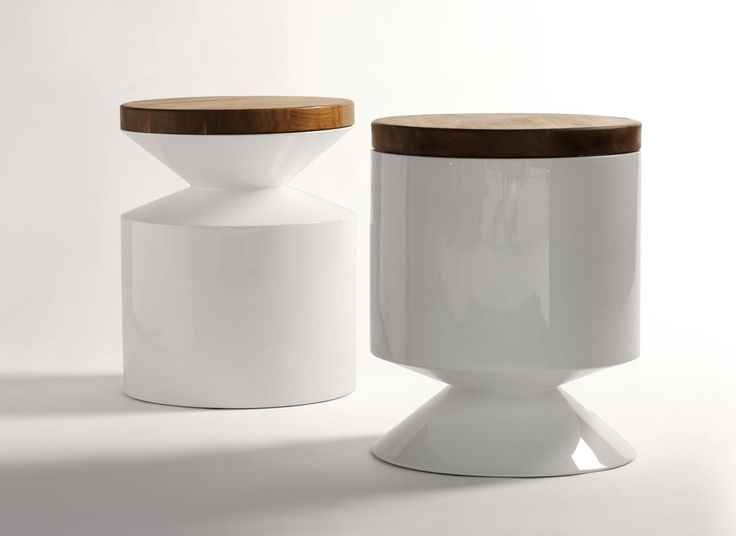 Side Table Design : Side Table With RoundWood Countertop Extraordinary Side Table Designs ...