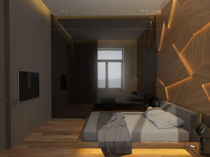 Die besten 25+ Deckenarchitektur Ideen auf Pinterest Zimmerdecke - indirekte beleuchtung schlafzimmer