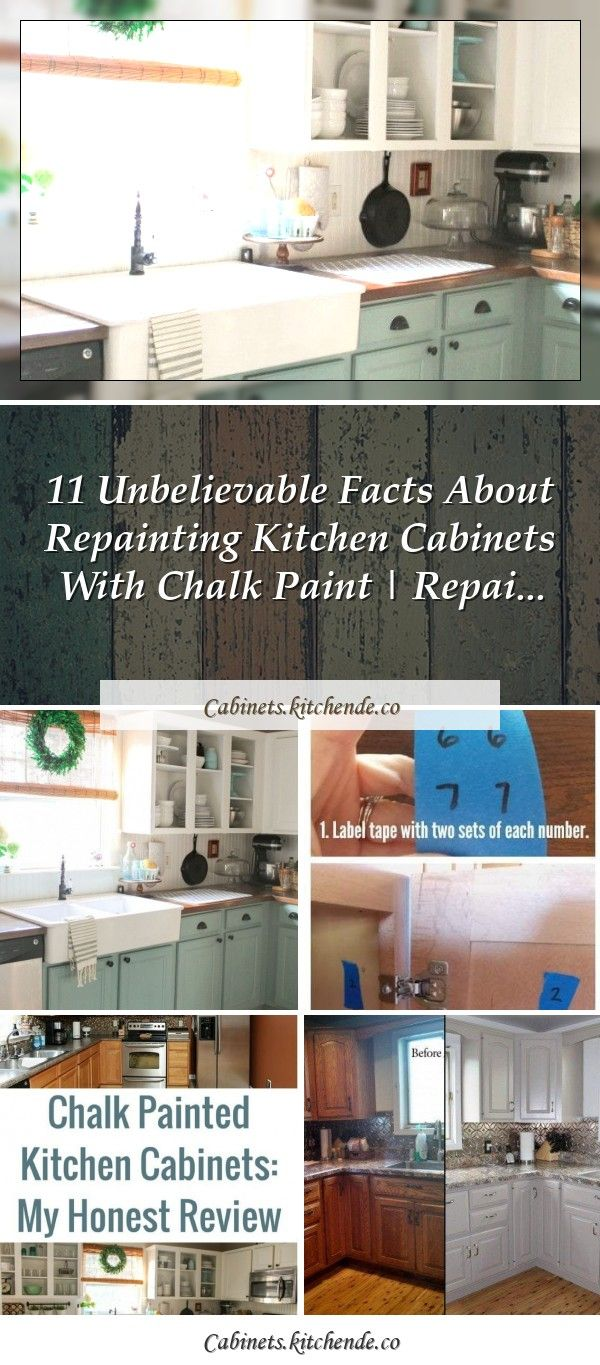 Kitchen Cabinet Makeover Revealrepainting Kitchen Cabinets Label Your Doors The Easy W In 2020 Kitchen Cabinets Chalk Paint Kitchen Cabinets Kitchen Cabinets Pictures