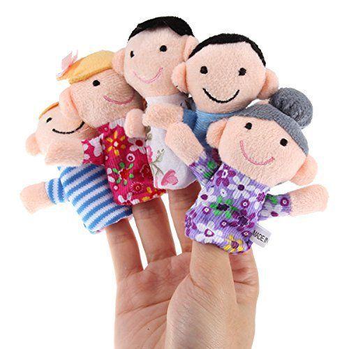 M s de 1000 ideas sobre t teres para los dedos de fieltro - Manualidades en familia ...