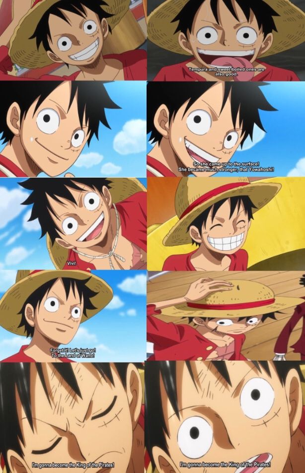 luffy face roblox Luffy In Episode 891 Luffy Cartoon Monkey D Luffy