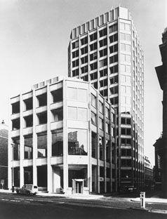 The Economist Building, London 1964, Alison & Peter Smithson