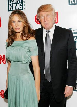 Donald Trump and Melania Knauss Marriage Profile
