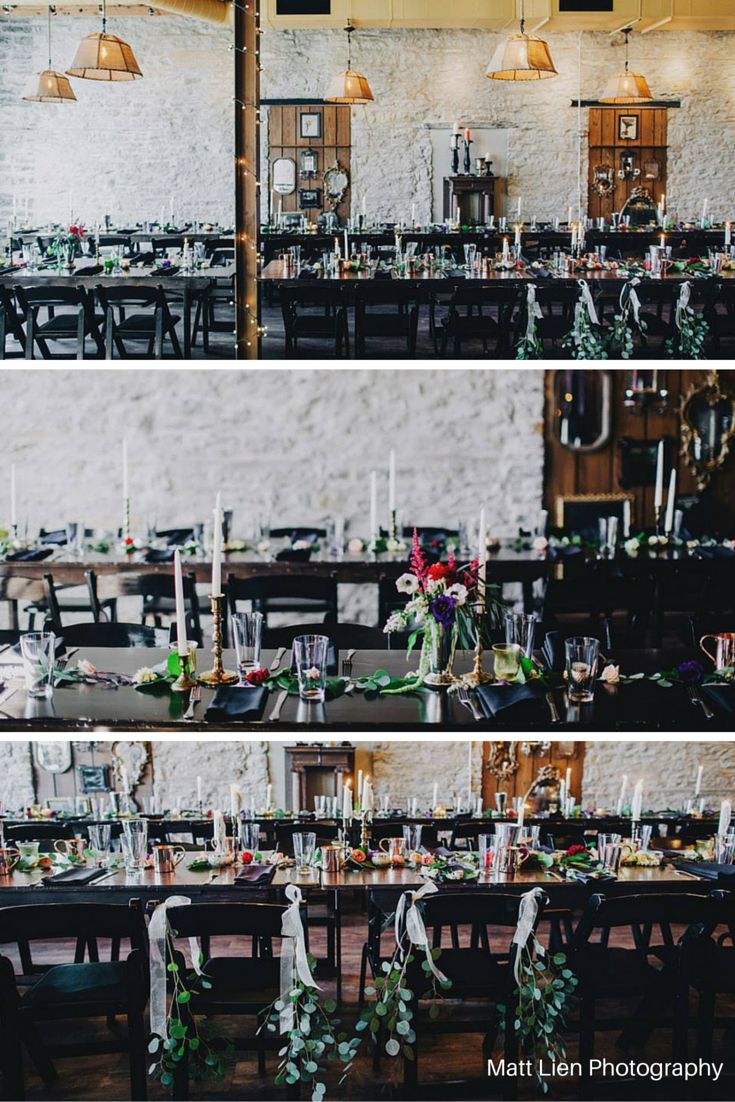 wedding reception restaurants mn%0A Beautiful wedding reception at the Aster Cafe in Minneapolis  MN  Wedding  floral designed by