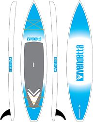11.6 Journey Blue SUP Standup Paddle Board Surf