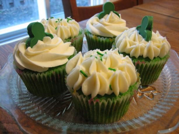 "Green Velvet Cake or Cupcakes: ""Very easy, very moist and very tasty. This is a terrific cake in any color! So flavorful, there's no need for frosting if you don't want it!"" -Elisa72"