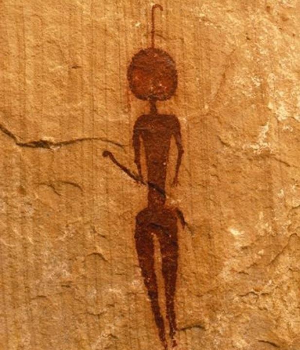 Bhimbetka Petroglyphs
