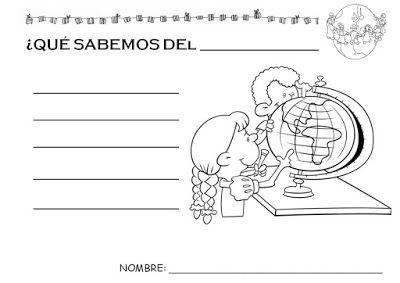 Menta Más Chocolate - RECURSOS y ACTIVIDADES PARA EDUCACIÓN INFANTIL: Proyecto: LOS CINCO CONTINENTES