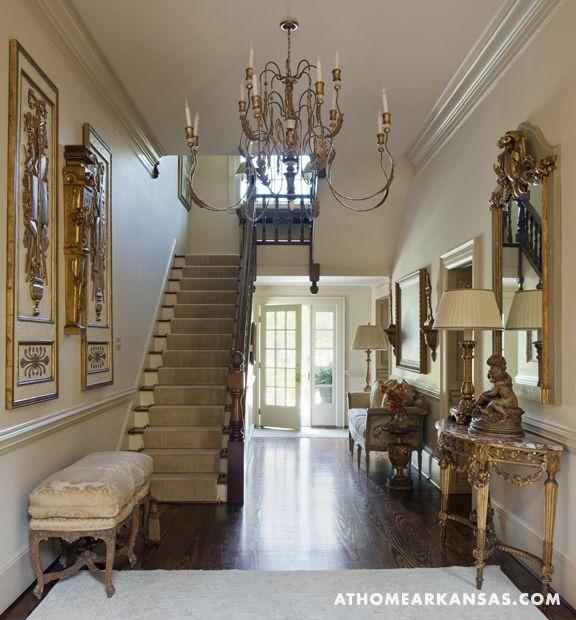 16 Great Ways To Dress Up A Drab Hallway: Best 25+ Grand Entryway Ideas On Pinterest