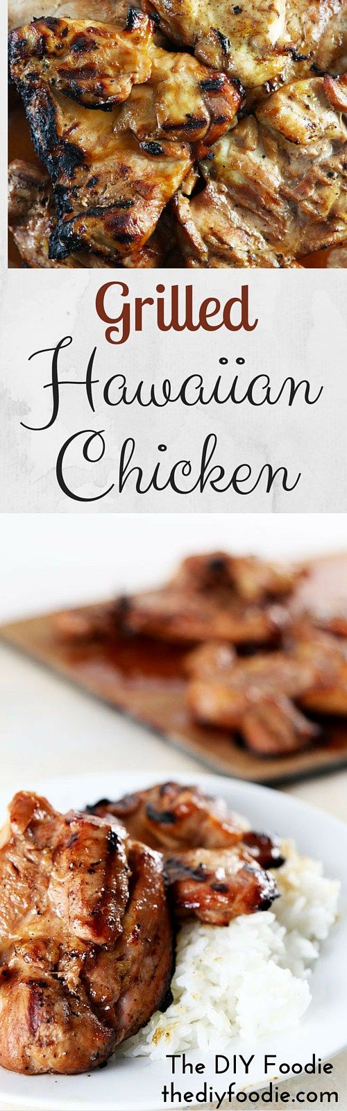 OMG, this Hawaiian Chicken is to die for!!