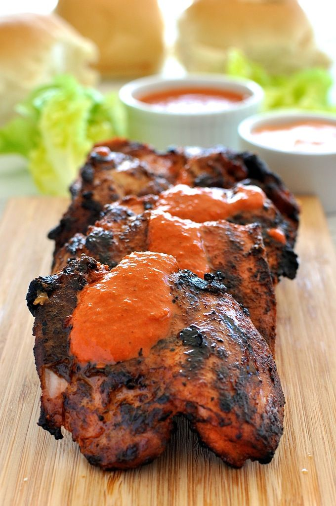 My most requested BBQ recipe! The marinade for this recipe doubles as the sauce.