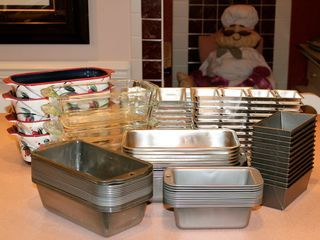 ~ The Low-Down on Loaf Pans: What Size & Kind? ~ - Kitchen Encounters
