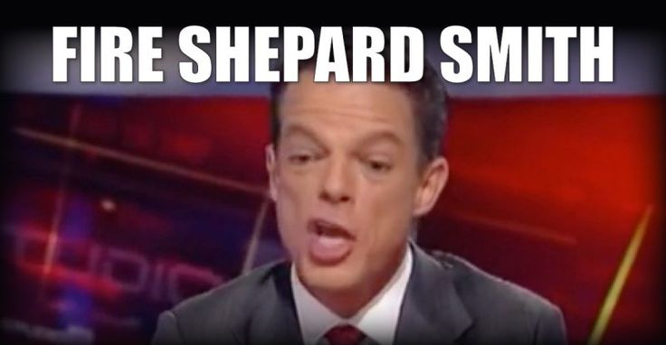 "Trump Supporters Launch ""FIRE SHEPARD SMITH"" Online Campaign – TruthFeed"