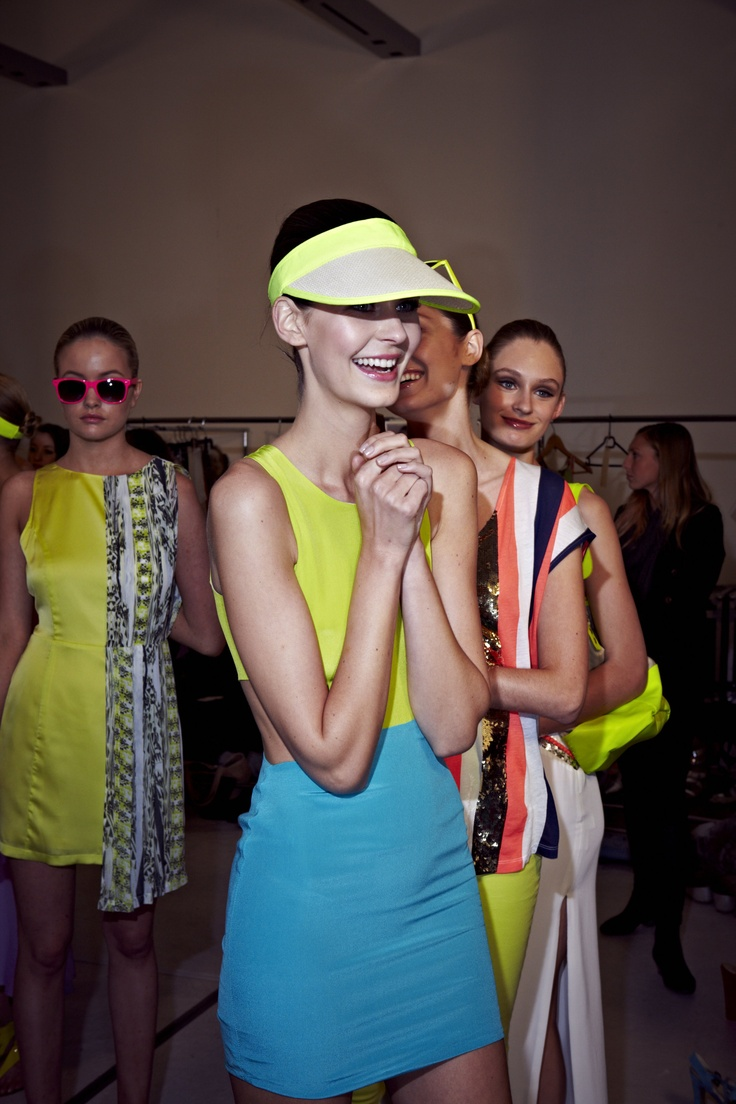 Neon Bright Smiles with THE ICONIC Edit @ 30 Days of Fashion and Beauty