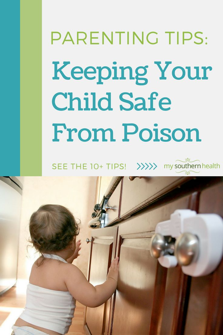household safety preventing poisoning for parents - 735×1102