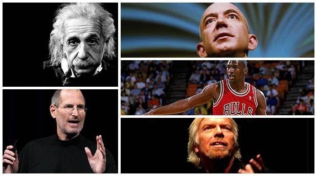 Inspire-se com citações de pessoas que, apesar das dificuldades, tornaram-se bem-sucedidas