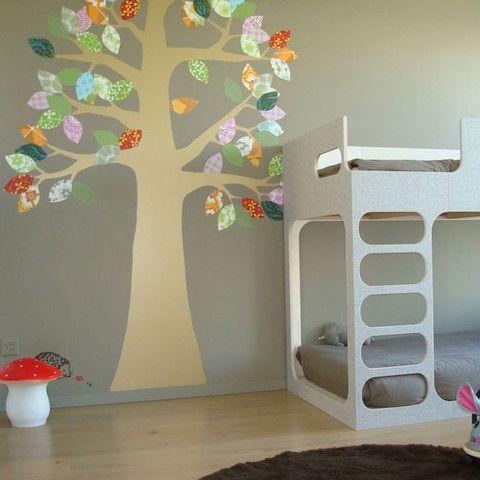 Wallpaper Tree Primavera Oro