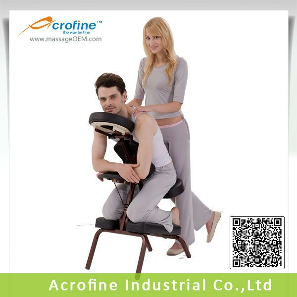 Steel Portable Massage Chair