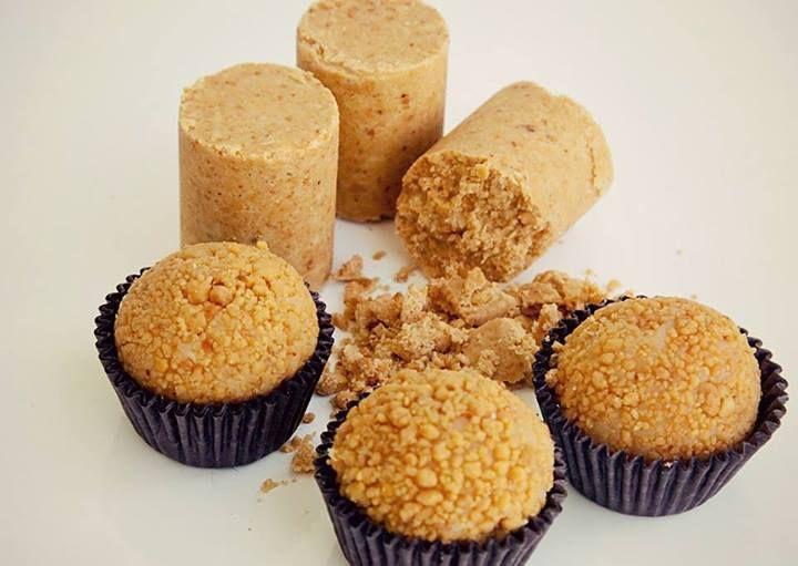 Brigadeiro De Paçoca | Doces e sobremesas > Receitas de Brigadeiro | Receitas Gshow