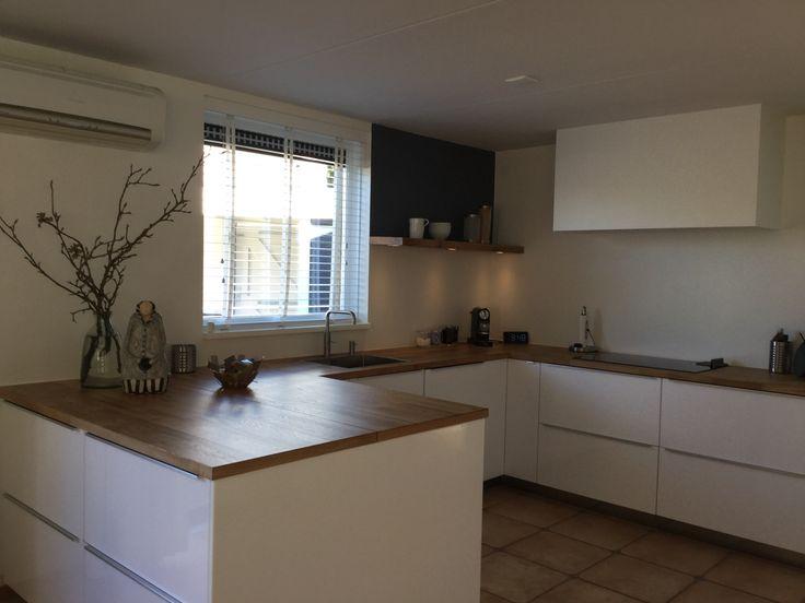 17 beste idee n over wit grijze keukens op pinterest kabinet kleuren grijze keukenkastjes en - Kleur grijze ruimte ...