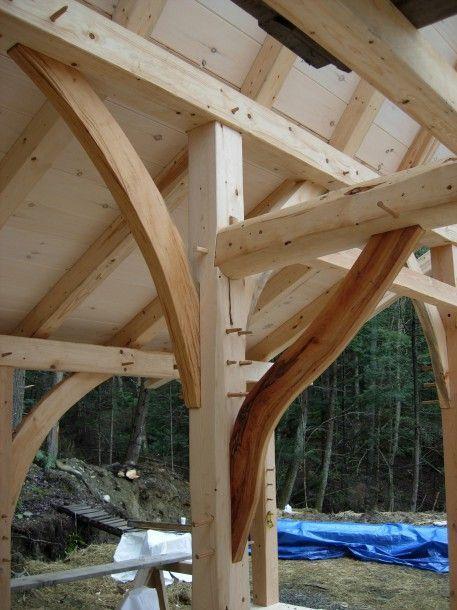 164 Best Construction Details For Timber Frames Images On
