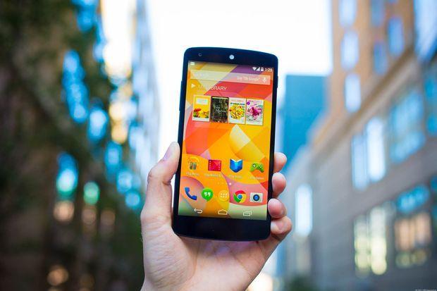Pure Android Smartphone- Google Nexus 5