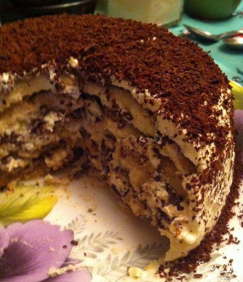 Итальянский ореховый торт   Кулинарные рецепты от «Едим дома!»