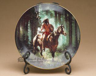 The Hamilton Collection - Mystic Warriors - Sun Seeker