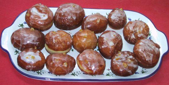 Polish Doughnuts - Paczki Recipe - Genius Kitchen