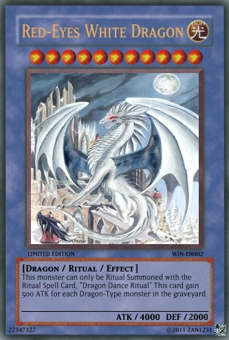 And Dragon Fused D Blue Oh Eyes Cards Gi Dragon Black Eyes Eyes Yellow Red Yu White 4