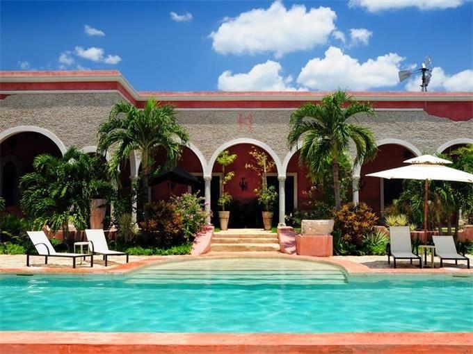 Hacienda / Estancia / Plantation for sales at Hacienda Sacnicté, Izamal, Yucatan Carretera Izamal Tekal de Venegas KM 5 Lote 300 Merida, Other Areas In Mexico 45010 Mexico