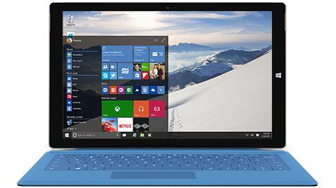 A PC running Windows10TechnicalPreview