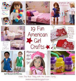 19 American Girl Crafts