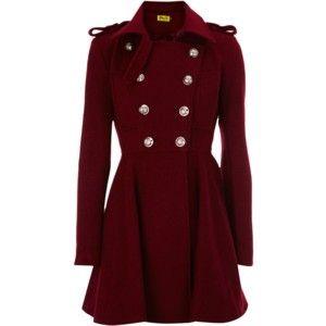 Military Skirt Coat <3