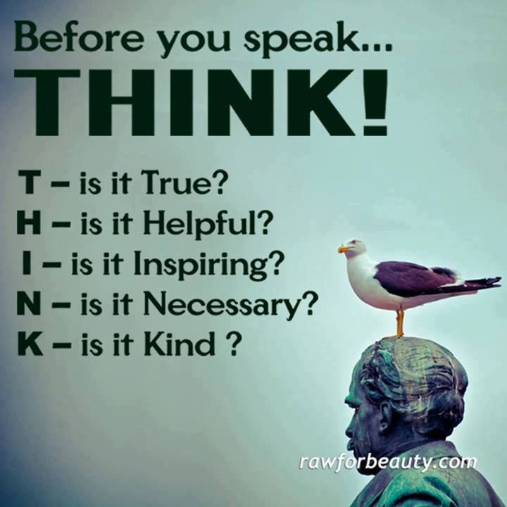 Quotes On Thinking Before You Speak: 71 Best Abbreviations, Acronyms, & Initialisms. Images On