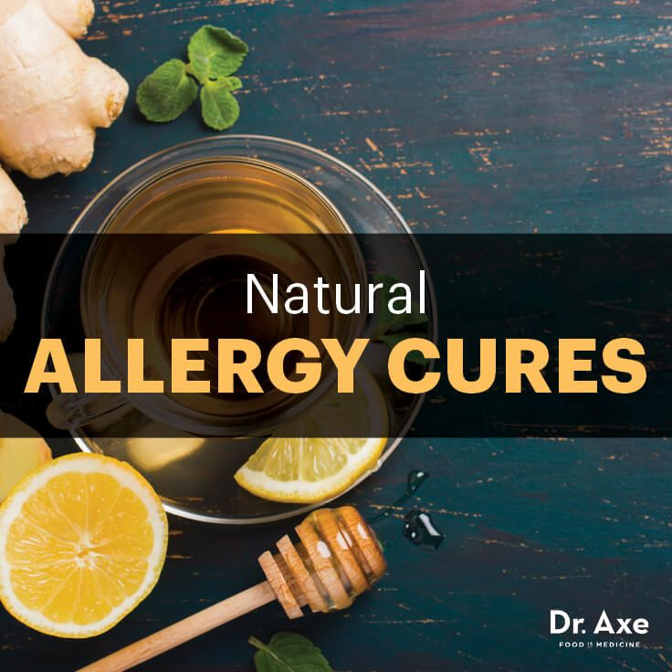Natural Allergy Cures- this post has been extremely helpful, especially during this time of year