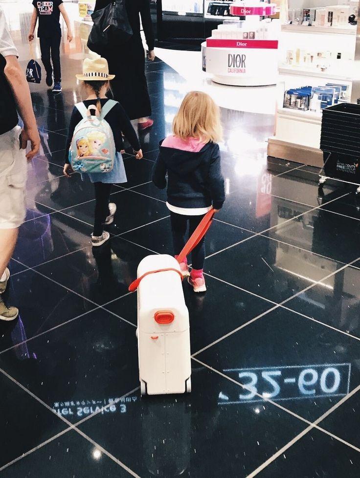 Vauva – Blogit   Mirvan Menomatkat – JetKidsin BedBox helpottaa lentomatkustamista