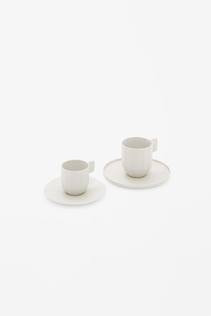 COS × HAY wishlist | Porcelain espresso cup