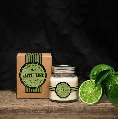 Wild Bath Body - Kaffir Lime