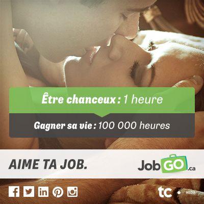 Joyeuse Saint-Valentin! ;-)  #aimetajob   #emploi  #amour #valentin #love #gettinglucky