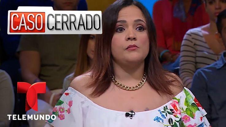 Bien Dotada y Explotada 🍆😢🍑 | Caso Cerrado | Telemundo - VER VÍDEO -> http://quehubocolombia.com/bien-dotada-y-explotada-%f0%9f%8d%86%f0%9f%98%a2%f0%9f%8d%91-caso-cerrado-telemundo    Full Episode: Video oficial del controvertido programa de Telemundo Caso Cerrado. Josefina es un Travesti que cumplió prisión en una cárcel de mujeres en España, donde lo violaron muchas veces, luego lo pasaron a una cárcel de hombres donde lo siguieron violando. Para ver los ca