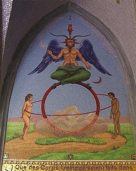 124 best images about eye on pinterest horns satan for Le miroir du diable