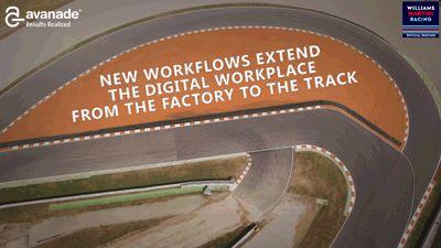cars digital technology drone f1 microsoft engineering formula1 racecar avanade via diggita
