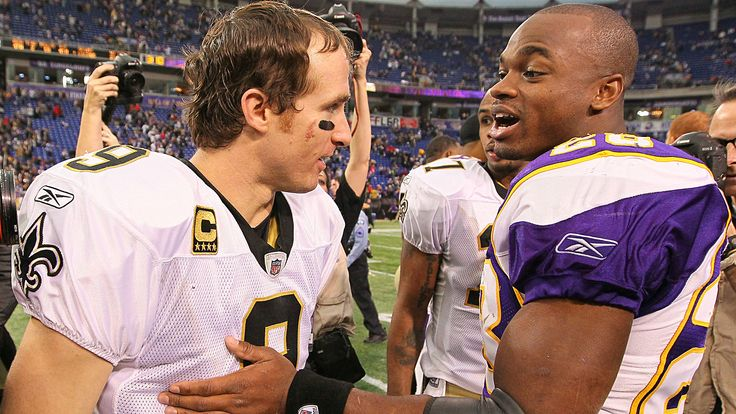 Saints RB battle: Adrian Peterson, change-of-pace back? It's Big Easy to believe